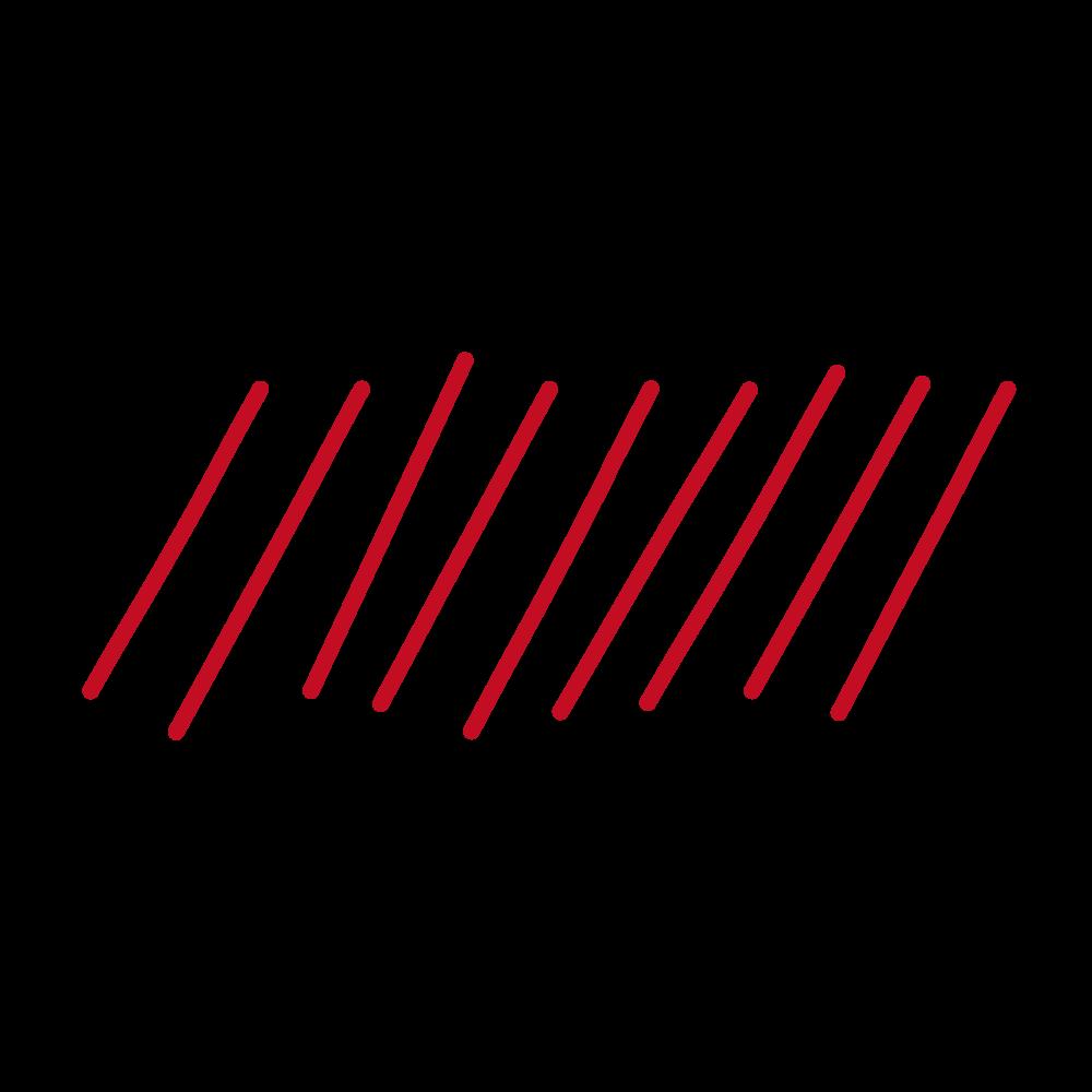 照れ線・恥ずかしい漫符のフリーイラスト画像素材【商用無料】 | アイ