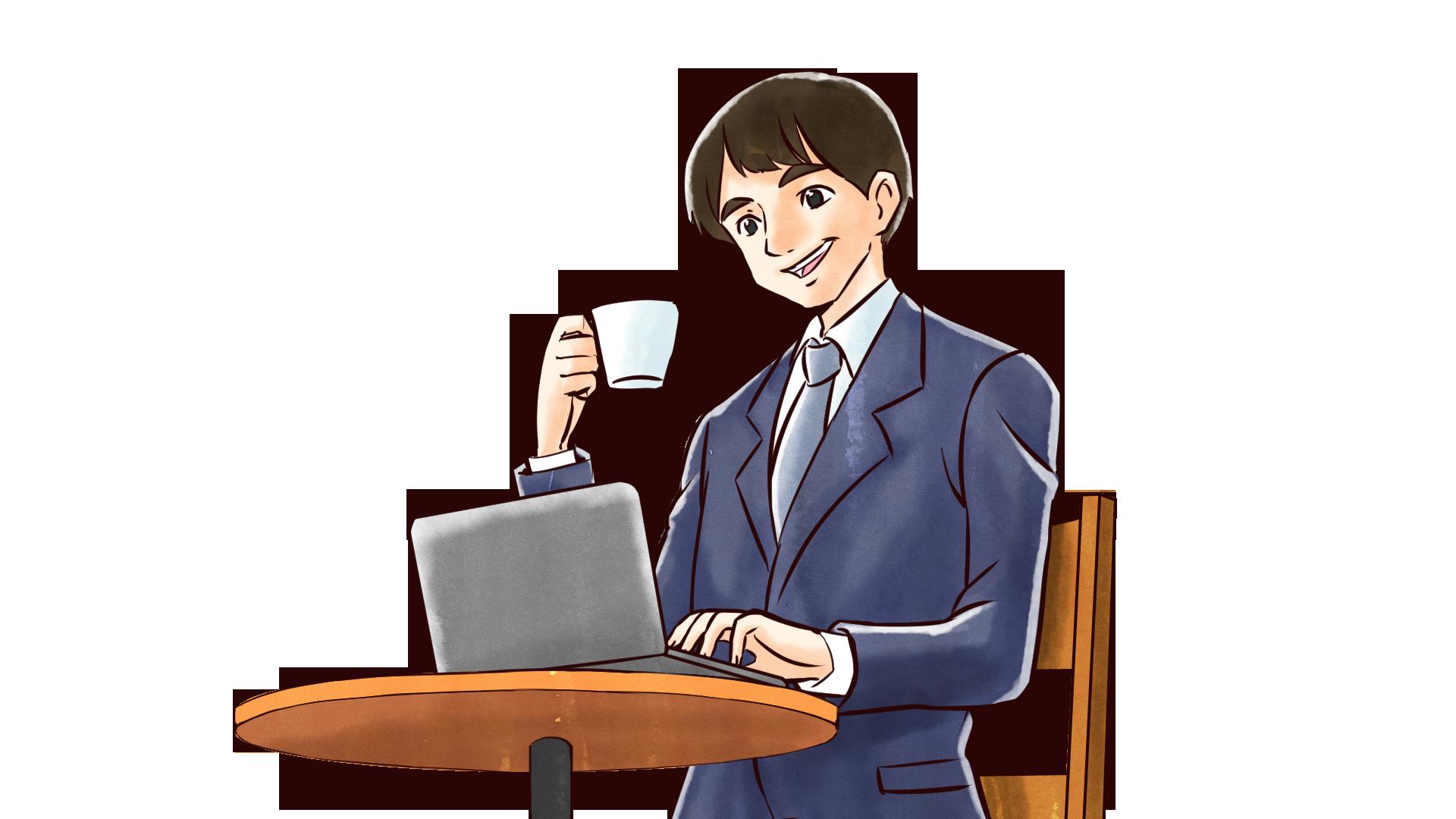 ビジネスのフリーイラスト画像素材【商用無料】 | アイキャッチャー