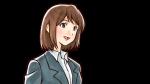スーツ姿の社会人女性・OLのバストアップ