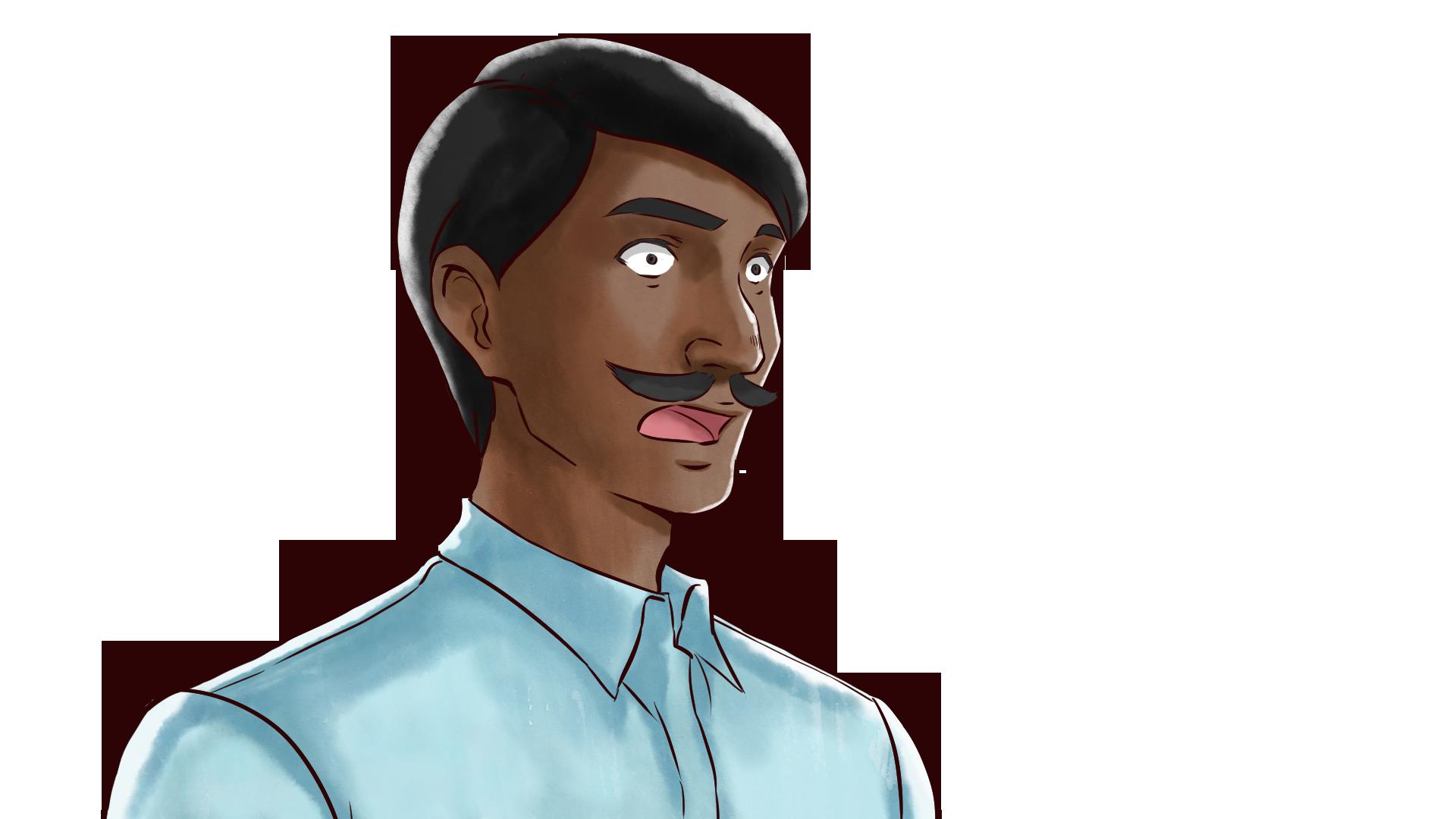 インド人のフリーイラスト画像素材【商用無料】   アイキャッチャー