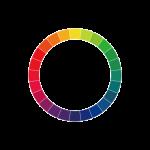 色相・カラーチャートのアイコン